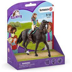 Schleich Figurine Lisa et Storm Horse club