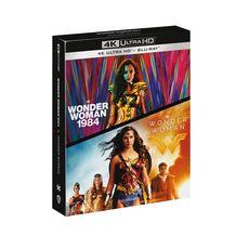 Coffret Wonder Woman + Wonder Woman 1984 4K UHD