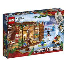 LEGO City 60235 - Le calendrier de l'Avent