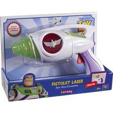 LANSAY Pistolet laser Toy Story 4 de Buzz Ranger de l'Espace