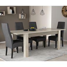 Table de séjour salle à manger extensible L170-230cm CANNES