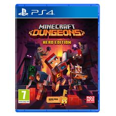JUST FOR GAMES Minecraft Dungeons Hero Edition PS4