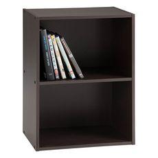 Rangement bibliothèque 1 étagère BROK