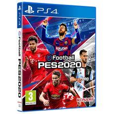 Konami PES 2020 PS4