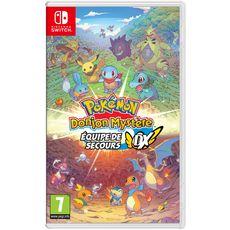 NINTENDO Pokémon Donjon Mystère Équipe de Secours DX Nintendo Switch