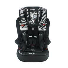 NANIA Siège auto groupe 1/2/3 Imax Zebra