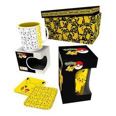 Coffret Cadeau Pikachu Pokémon