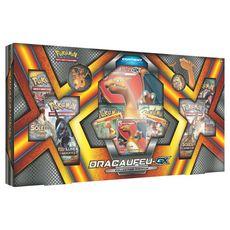 ASMODEE Coffret Pokémon Dracaufeu GX Collection Premium