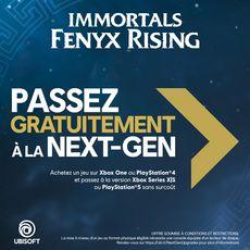UBISOFT Immortals Fenyx Rising PS4