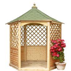 Kiosque de jardin Albertinia / 5 m²