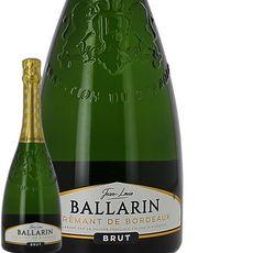 Jean Louis Ballarin Crémant de Bordeaux Blanc Brut