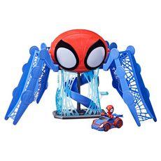 HASBRO Le quartier général de Spidey - Marvel