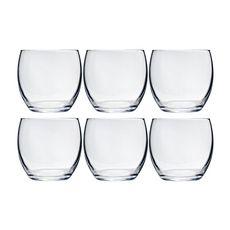 Set de 6 verres à eau 34 cl SPIRALE