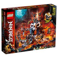 LEGO Ninjago 71722 Le donjon du Sorcier au Crâne