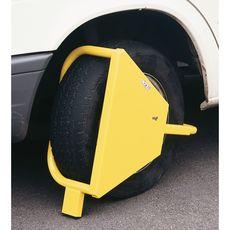 MOTTEZ Antivol bloque roue haute sécurité