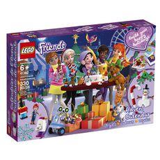 LEGO Friends 41382 - Le calendrier de l'Avent
