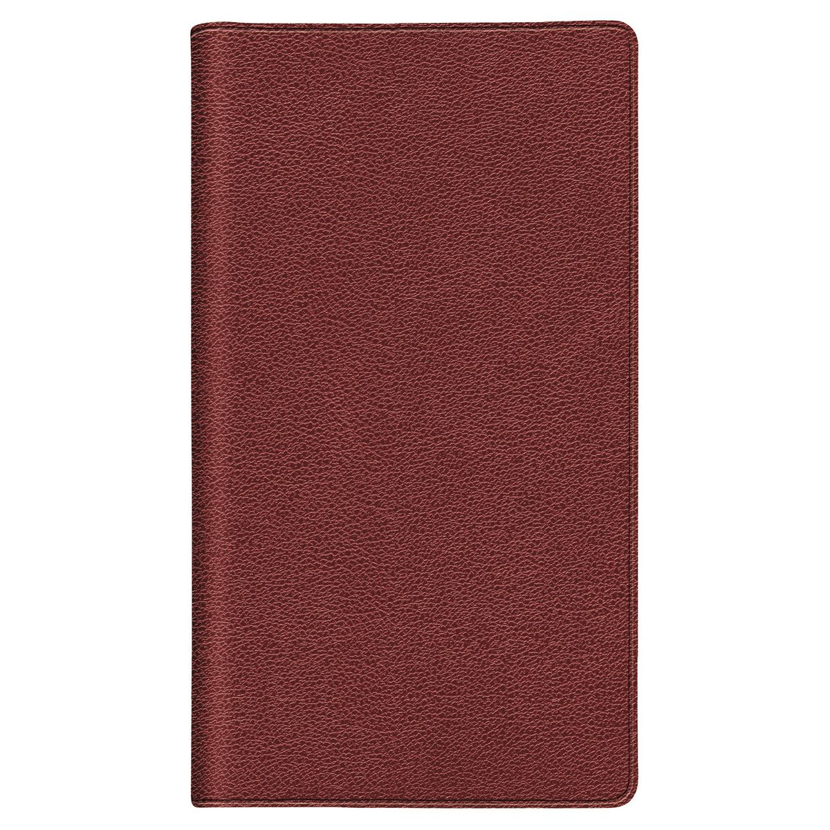 Agenda scolaire semainier 128 pages 9x16cm rouge 2019 2020