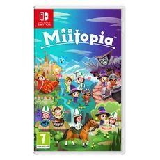 NINTENDO Miitopia Nintendo Switch