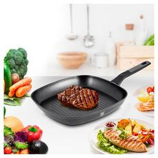 DURAND DUPONT Grill  forgé 28x28 cm