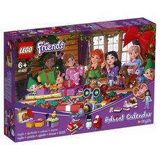 LEGO Advent Calendar 41420 - Le calendrier de l'Avent Friends