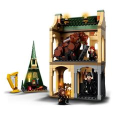 LEGO Harry Potter 76387 Poudlard : rencontre avec Touffu dès 8 ans