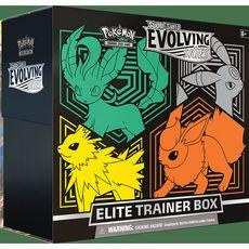 ASMODEE Pokémon coffret entraînement évolution celeste