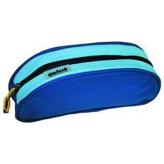 OXFORD Trousse ovale 1 compartiment bleu ciel STRIKE OUT