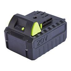 GARDENSTAR Batterie 20V capacité 4AH composants SAMSUNG