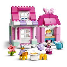 LEGO DUPLO Disney 10942 - La maison et le café de Minnie dès 2 ans