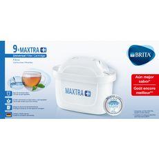 BRITA Pack de 9 cartouches Maxtra+
