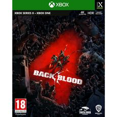 Back 4 Blood Xbox One - Xbox Series X