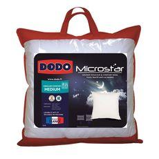 DODO Oreiller médium microfibre DODO MICROSTAR (Blanc)
