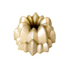 ACTUEL Moule cascade 24 cm en fonte d'aluminium doré