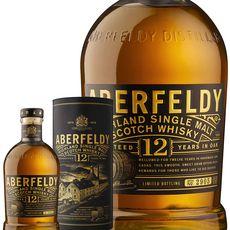 Whisky Aberfeldy 12 ans - 70cl - Etui
