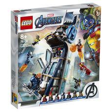 LEGO Marvel Super Heroes 76166 - La tour de combat des Avengers