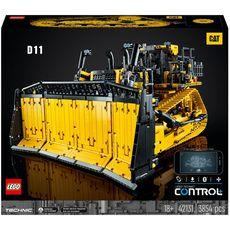 LEGO Technic 42131 Bulldozer D11 Cat télécommandé