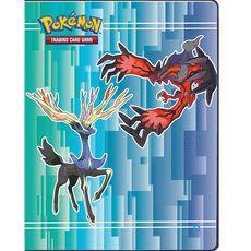 ASMODEE Pokémon - Cahier Range-Cartes Pikachu 80 Cartes