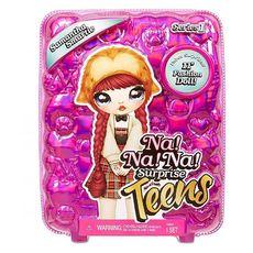 MGA Na! Na! Na! Surprise Teens poupée - Samantha Smartie