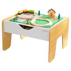 Kidkraft Table d'activités 2 en 1 avec accessoires