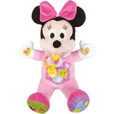 CLEMENTONI Ma poupée à cajoler interactive - Minnie