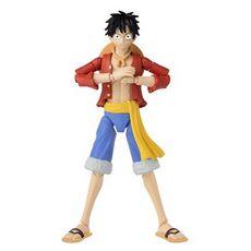 BANDAI Figurine One Piece - Luffy