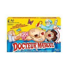 HASBRO Jeu Docteur Maboul