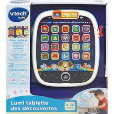 VTECH Tablette des découvertes - Lumi