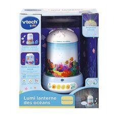 VTECH Veilleuse lumineuse Lumi Lanterne des océans