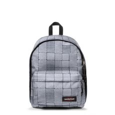 Sac à dos OUT OF OFFICE cracked white gris 2 compartiments