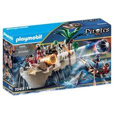 PLAYMOBIL 70413 - Pirates - Bastion des soldats