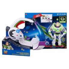 Toy Story Buzz l'Eclair + vaisseau spatial Galactic Explorer