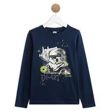 STAR WARS T-shirt manches longues garçon