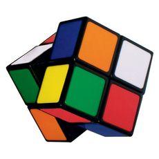 WIN GAMES Coffret 1 Rubik's Cube 3x3 Advanced Rotation + 1 Rubik's Casse tête Smart Games IQ Puzzle Pro