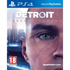 SONY Detroit : Become Human PS4